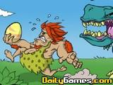 Cavemen Vs Dinosaurs
