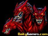 Cerberus Lord of the Underworld