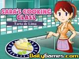 Saras Cooking Class Lime Pie