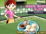Saras Cooking Pierogi