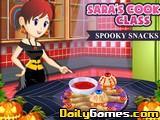 Saras Cooking Spooky Snacks