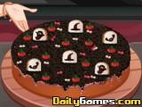 Saras Cooking Graveyard Cake