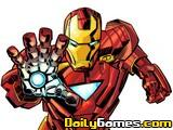 Iron Man Coloring 3