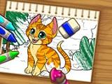 Colorear Mascotas
