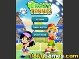Crazy tennis monstruos
