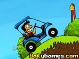 Crazy Golfcart