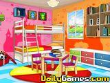 Crazy Kids Room Decoration