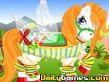 Cute Pony Dressup