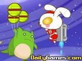 Cute Rabbit Vs Monsters