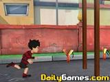 Dennis gnasher unleashed leg it