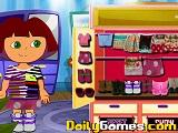 Dora fashion guru game