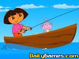 Dora Fishing Time