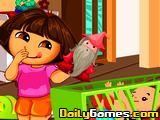 Dora the Babysitter Slacking