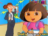 Dora Slacking