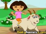 Dora and Baby Animals
