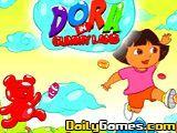 Dora In Gummy Land