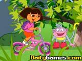 Dora Up Hill Ride
