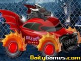 Dragon car rider