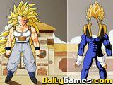 Dragon Ball Dressup