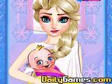 Elsa Birth Surgery