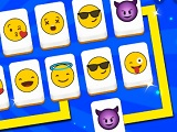 Emoji link the smile game