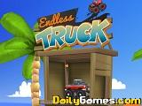 Endless truck beach