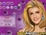 Enma Watson Celebrity Makeover