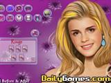 Enma Watson Celebrity Makeover