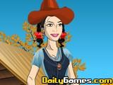 Farm Girl Haley Dressup