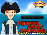 Finding jacks treasure