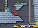 Fireboy And Watergirl 3 In Ice Temple