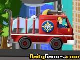 Fire Man Sam Fire Truck