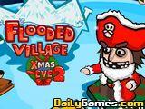 Flooded Village Xmas Eve 2