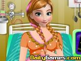 Frozen Anna Emergency Birth