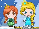 Frozen Elsa Magic Adventure