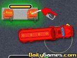 Gas Tank Parking