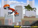 Generator Rex Nanite Runner