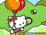 Hello Kitty Ballon Ride