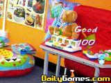 Hidden Objects Baby Room