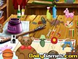 Hidden Objects Messy House