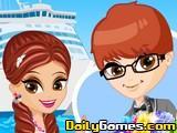 Honeymoon Travel Couple