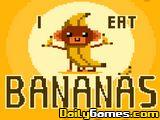 I eat Bananas