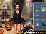 Ice princess halloween preps