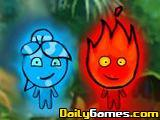 Icegirl and Fireboy Forest Energy