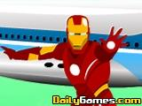 Iron Man Airforce