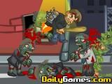 Jetpacks And Zombies
