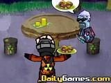 Junk Food Waiter