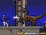 Jurassic Park Rampage Edition Sega