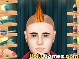 Justin Bieber Real Haircutes
