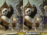 Kung Fu Panda Spot the Differences